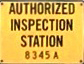 Maryland Inspection Station 8345 A